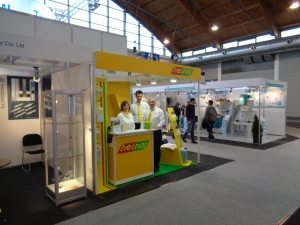Messestand Turning Days